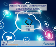 Бизнес свързаност с 3DEXPERIENCE CATIA: Крачка в бъдещето